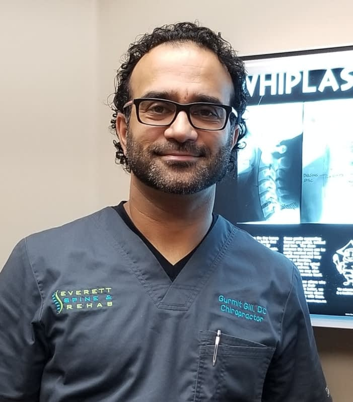 Dr. Gill of Everett Spine and Rehab