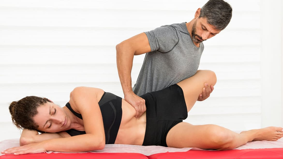 PSOAS Muscle Relief