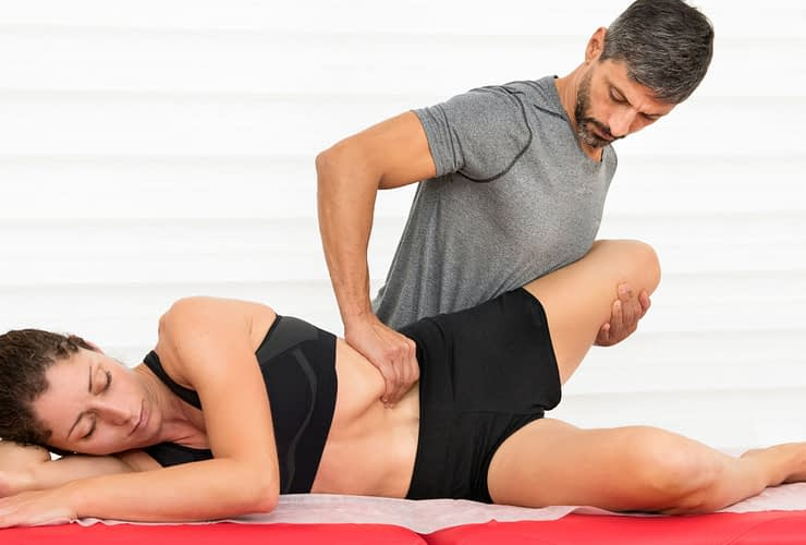 Everett massage for psoas muscle