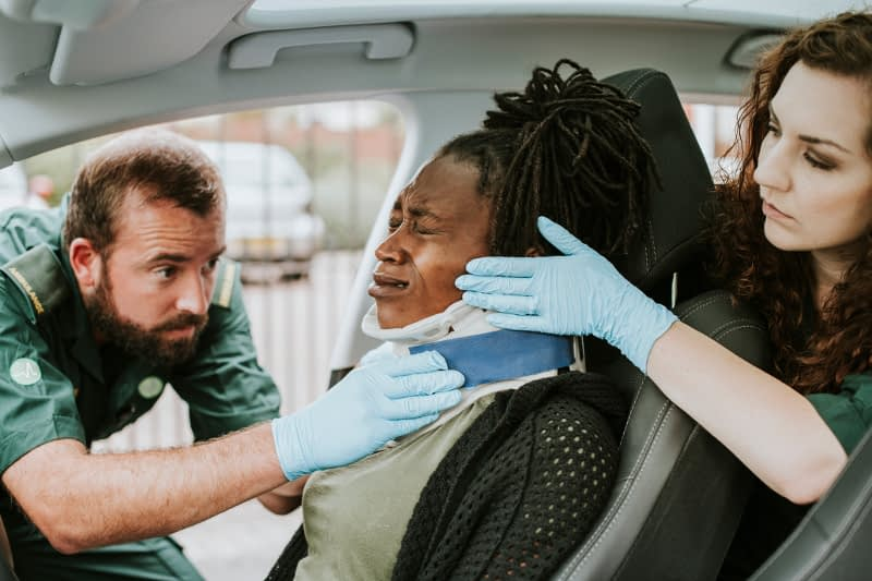Car accident and whiplash injuries treatment in Everett, Wa